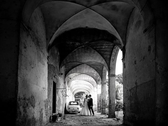 Il matrimonio di Andrea e Eleonora a Capannori, Lucca 56