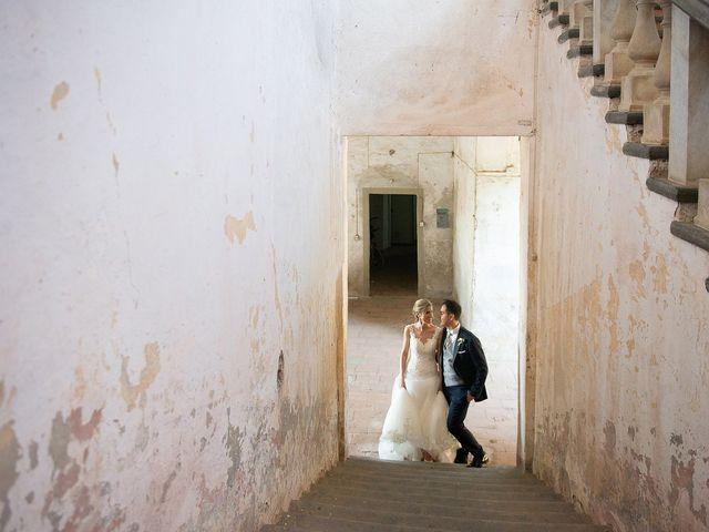 Il matrimonio di Andrea e Eleonora a Capannori, Lucca 58
