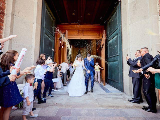 Il matrimonio di Vincenzo e Serena a Canegrate, Milano 35
