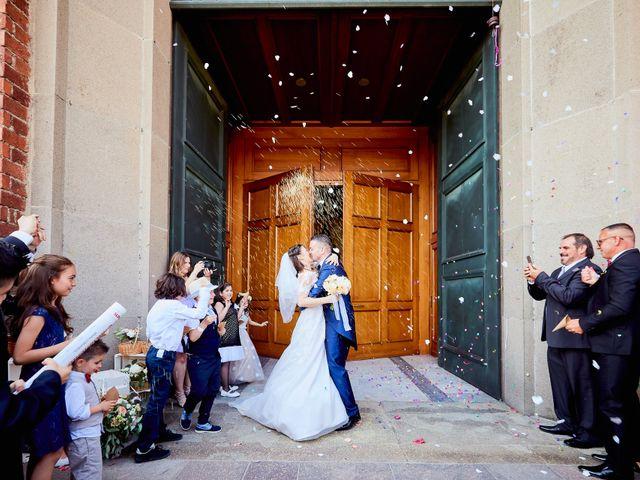 Il matrimonio di Vincenzo e Serena a Canegrate, Milano 36