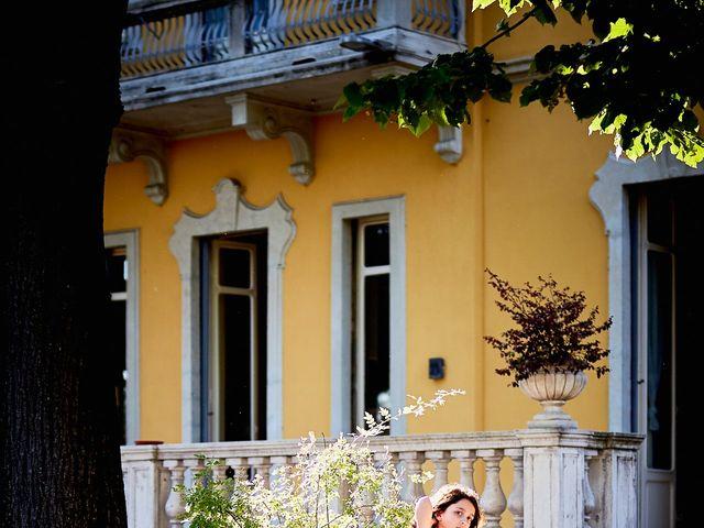 Il matrimonio di Vincenzo e Serena a Canegrate, Milano 41