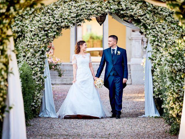 Il matrimonio di Vincenzo e Serena a Canegrate, Milano 43