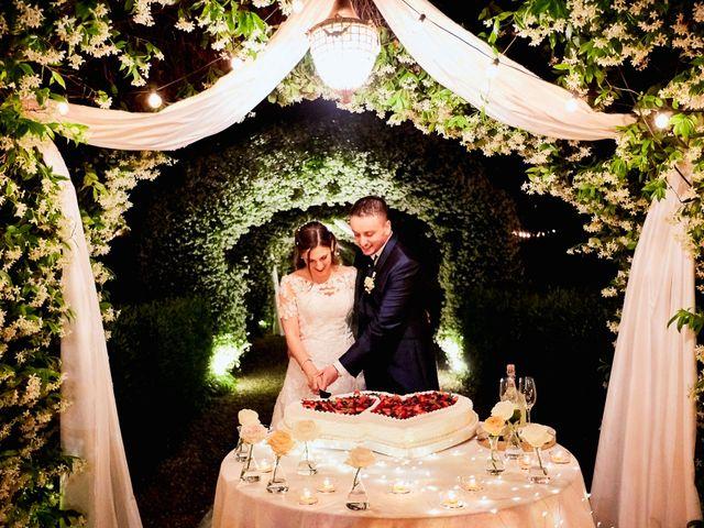 Il matrimonio di Vincenzo e Serena a Canegrate, Milano 55
