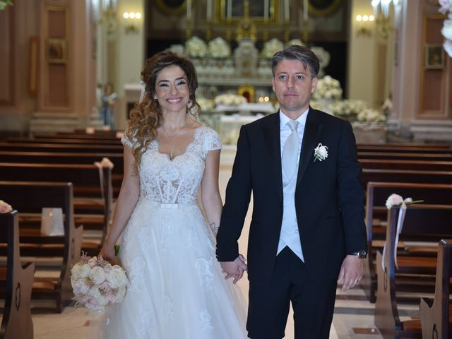 Il matrimonio di Rossella e Leo a Castellammare di Stabia, Napoli 25