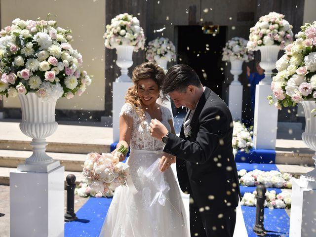 Il matrimonio di Rossella e Leo a Castellammare di Stabia, Napoli 26
