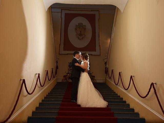Il matrimonio di Rossella e Leo a Castellammare di Stabia, Napoli 32
