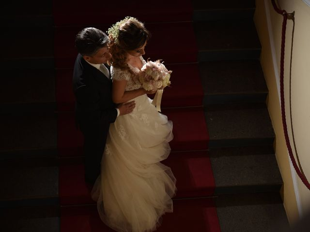 Le nozze di Leo e Rossella