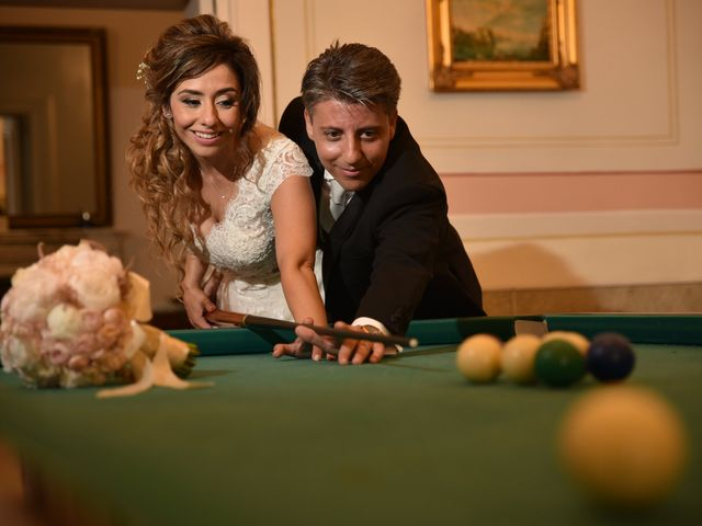 Il matrimonio di Rossella e Leo a Castellammare di Stabia, Napoli 37