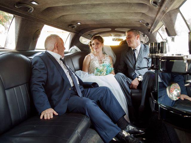Il matrimonio di Christian e Anna a Cogliate, Monza e Brianza 26