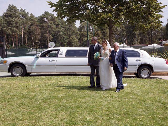 Il matrimonio di Christian e Anna a Cogliate, Monza e Brianza 27
