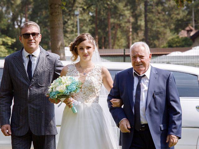 Il matrimonio di Christian e Anna a Cogliate, Monza e Brianza 28