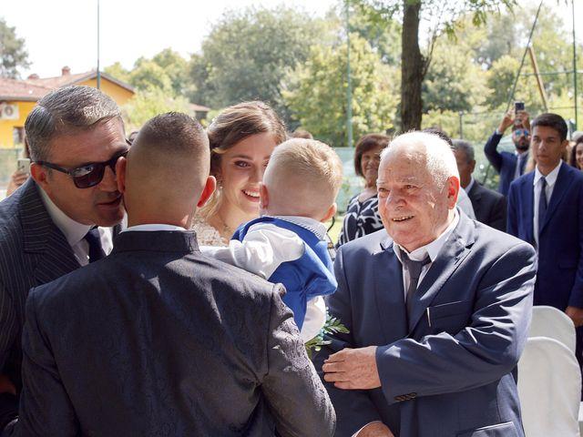 Il matrimonio di Christian e Anna a Cogliate, Monza e Brianza 31