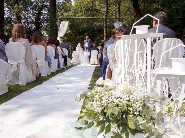 Il matrimonio di Christian e Anna a Cogliate, Monza e Brianza 34