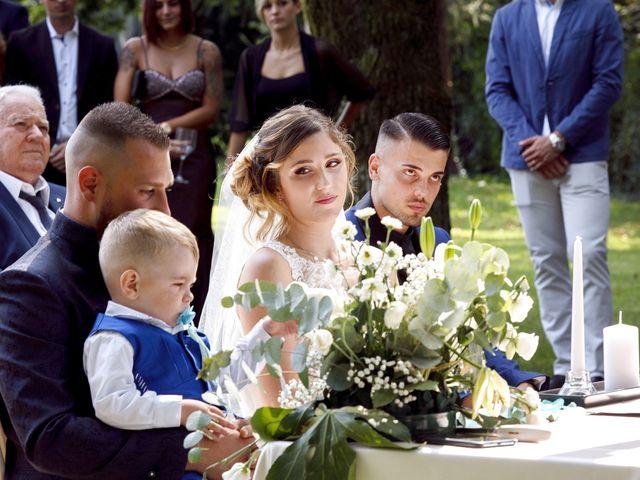 Il matrimonio di Christian e Anna a Cogliate, Monza e Brianza 35
