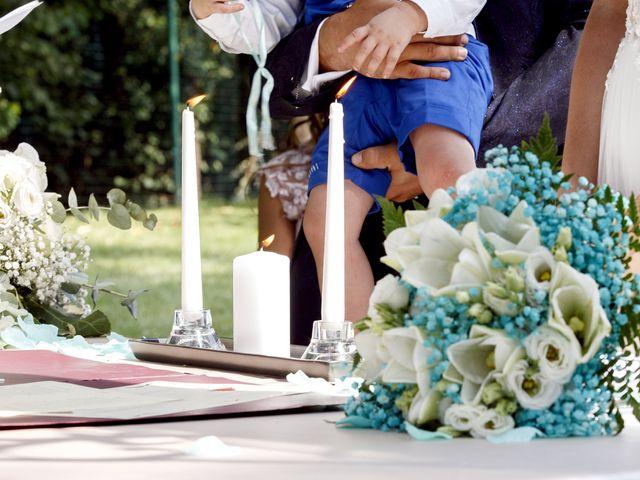 Il matrimonio di Christian e Anna a Cogliate, Monza e Brianza 36
