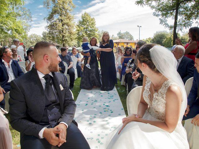 Il matrimonio di Christian e Anna a Cogliate, Monza e Brianza 39