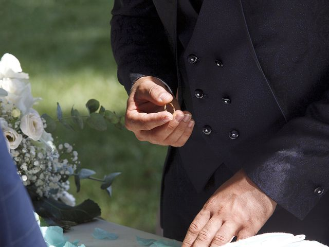 Il matrimonio di Christian e Anna a Cogliate, Monza e Brianza 41