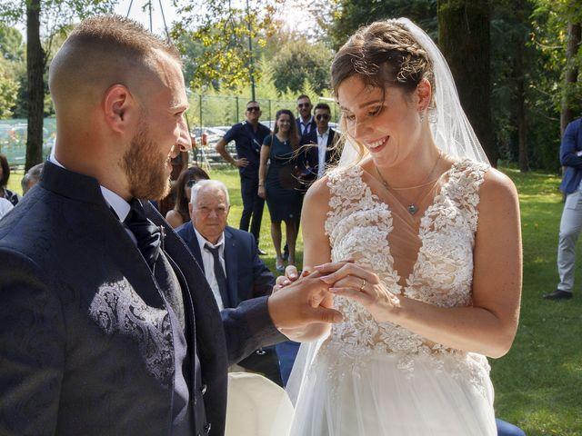 Il matrimonio di Christian e Anna a Cogliate, Monza e Brianza 42