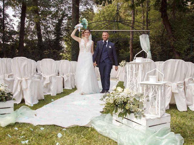 Il matrimonio di Christian e Anna a Cogliate, Monza e Brianza 45