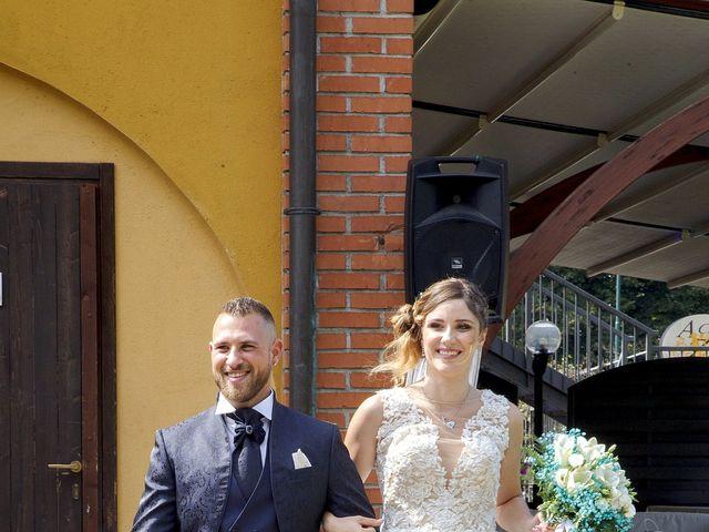 Il matrimonio di Christian e Anna a Cogliate, Monza e Brianza 47