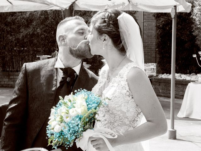 Il matrimonio di Christian e Anna a Cogliate, Monza e Brianza 48