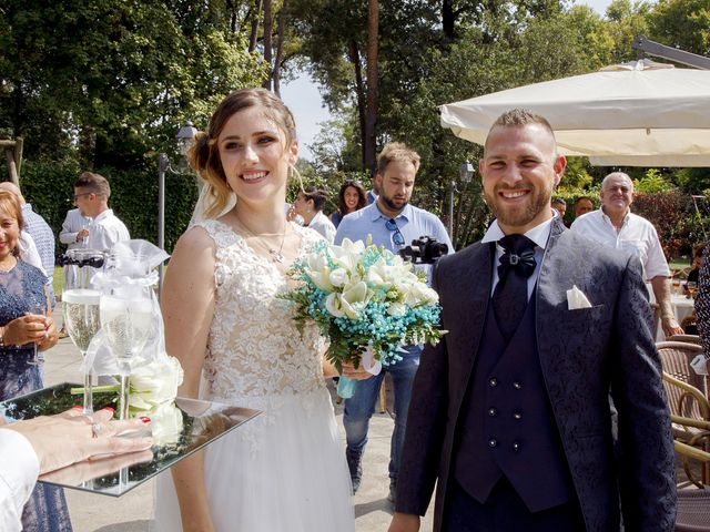 Il matrimonio di Christian e Anna a Cogliate, Monza e Brianza 49