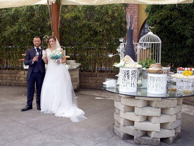 Il matrimonio di Christian e Anna a Cogliate, Monza e Brianza 52