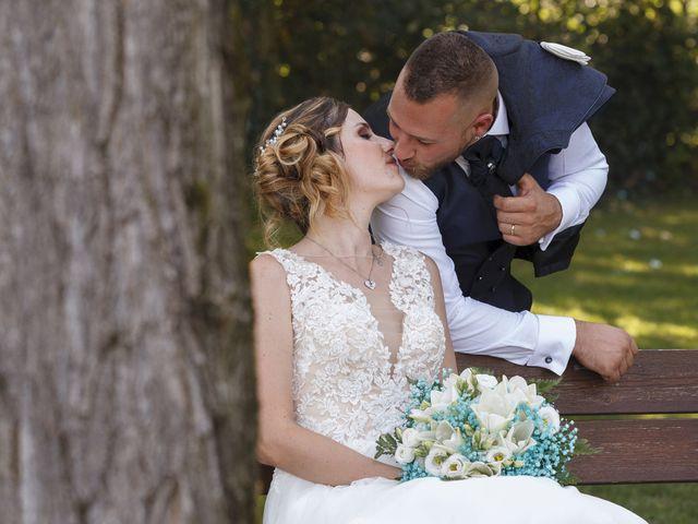 Il matrimonio di Christian e Anna a Cogliate, Monza e Brianza 67