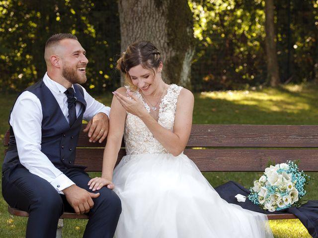 Il matrimonio di Christian e Anna a Cogliate, Monza e Brianza 71