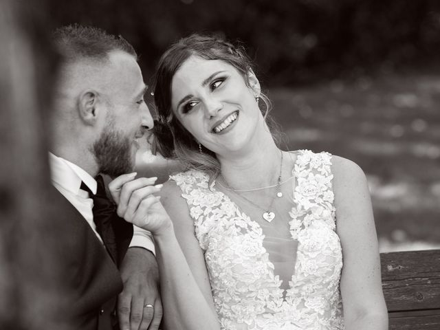 Il matrimonio di Christian e Anna a Cogliate, Monza e Brianza 72