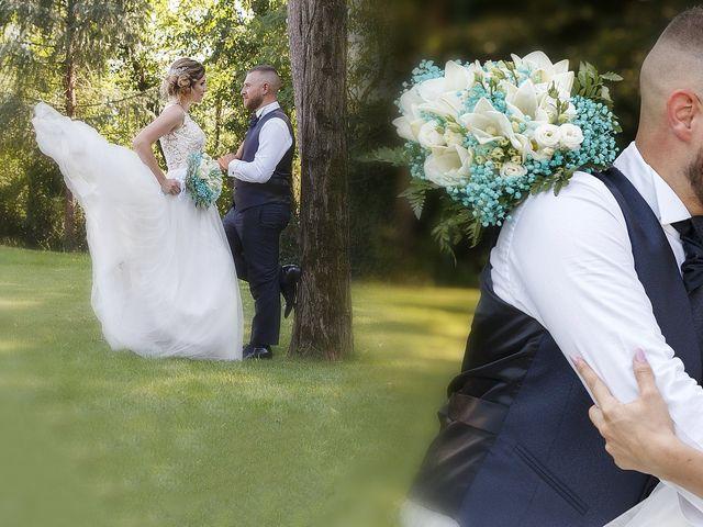 Il matrimonio di Christian e Anna a Cogliate, Monza e Brianza 77