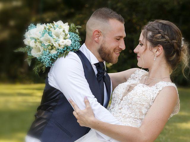 Il matrimonio di Christian e Anna a Cogliate, Monza e Brianza 79