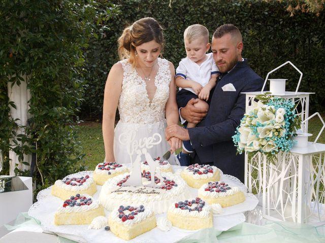 Il matrimonio di Christian e Anna a Cogliate, Monza e Brianza 101