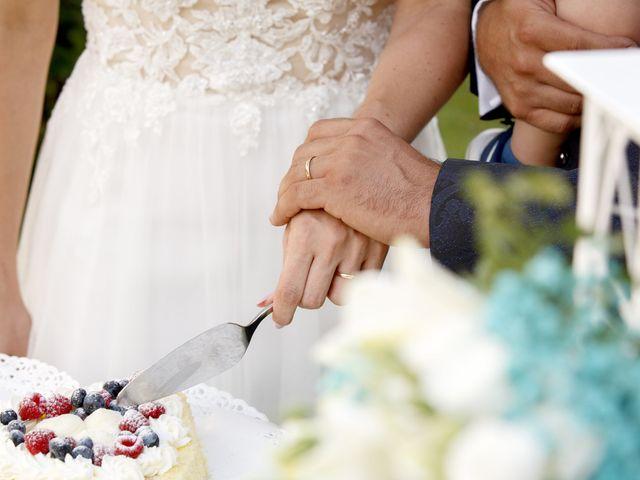 Il matrimonio di Christian e Anna a Cogliate, Monza e Brianza 102