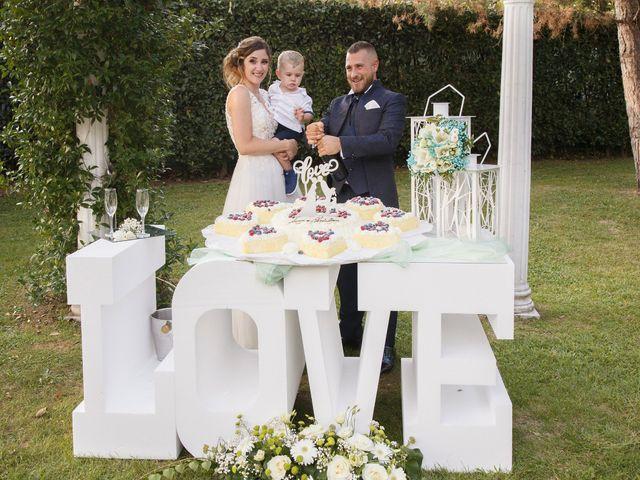 Il matrimonio di Christian e Anna a Cogliate, Monza e Brianza 103