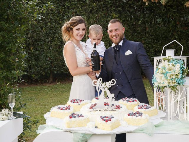 Il matrimonio di Christian e Anna a Cogliate, Monza e Brianza 104