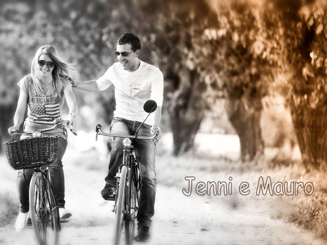 Il matrimonio di Mauro e Jenni a Lumezzane, Brescia 1