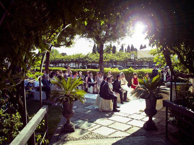 Il matrimonio di Mauro e Jenni a Lumezzane, Brescia 29
