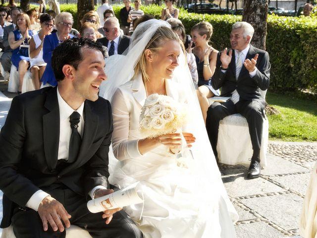 Il matrimonio di Mauro e Jenni a Lumezzane, Brescia 34