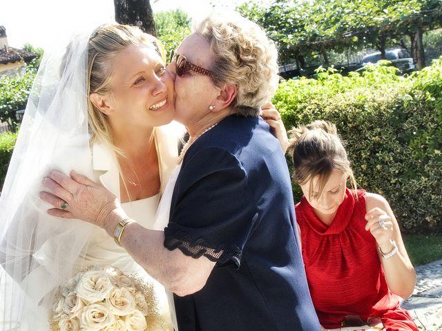 Il matrimonio di Mauro e Jenni a Lumezzane, Brescia 35