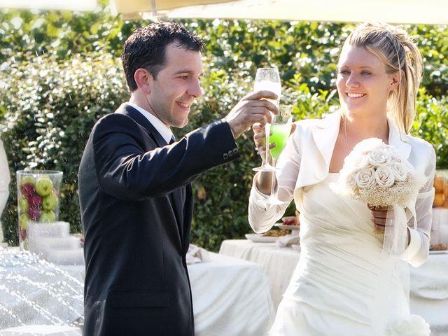 Il matrimonio di Mauro e Jenni a Lumezzane, Brescia 37