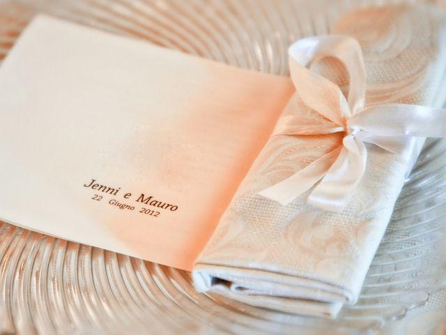 Il matrimonio di Mauro e Jenni a Lumezzane, Brescia 39