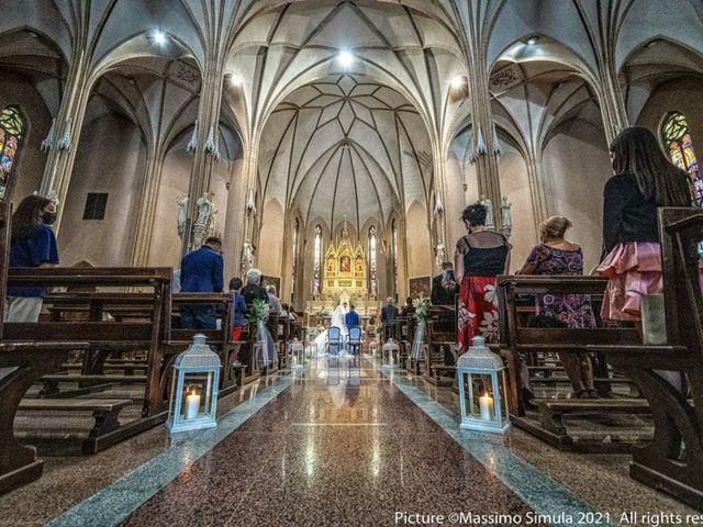 Il matrimonio di Elisa e Gianni a Seregno, Monza e Brianza 5