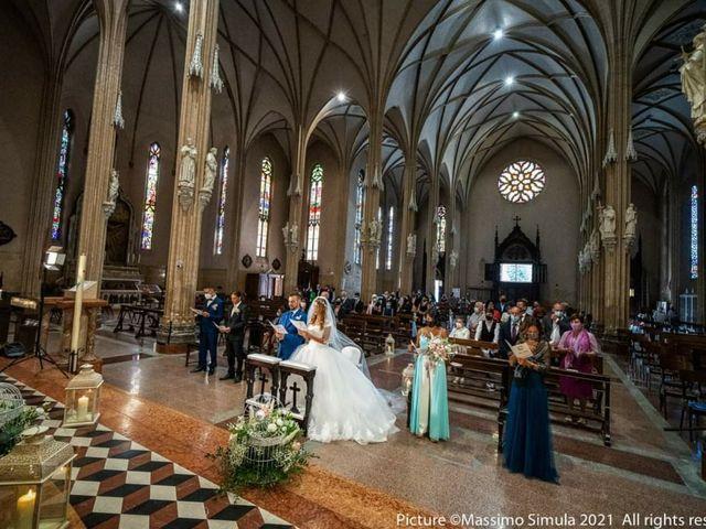 Il matrimonio di Elisa e Gianni a Seregno, Monza e Brianza 6