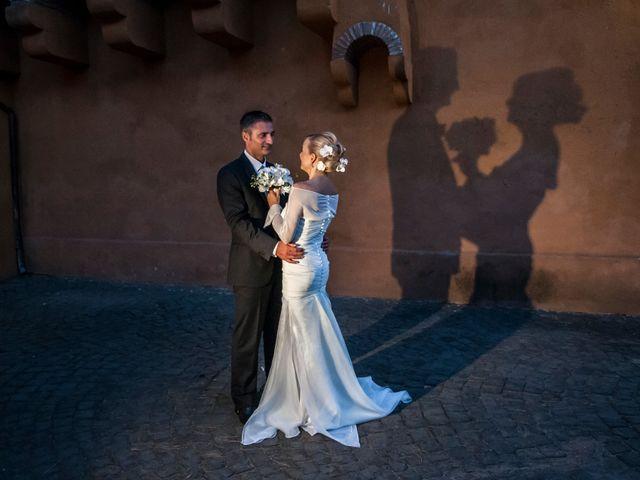 le nozze di Patrizia e Antonino
