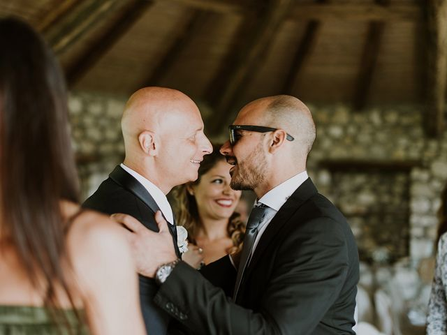 Il matrimonio di Daniele e Federica a Francavilla al Mare, Chieti 97