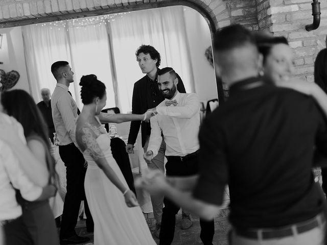 Il matrimonio di Daniele e Federica a Francavilla al Mare, Chieti 147