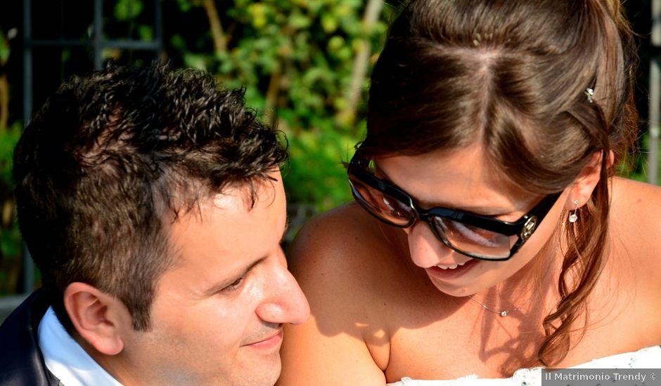 Il matrimonio di Massimiliano e Simona a Erbusco, Brescia