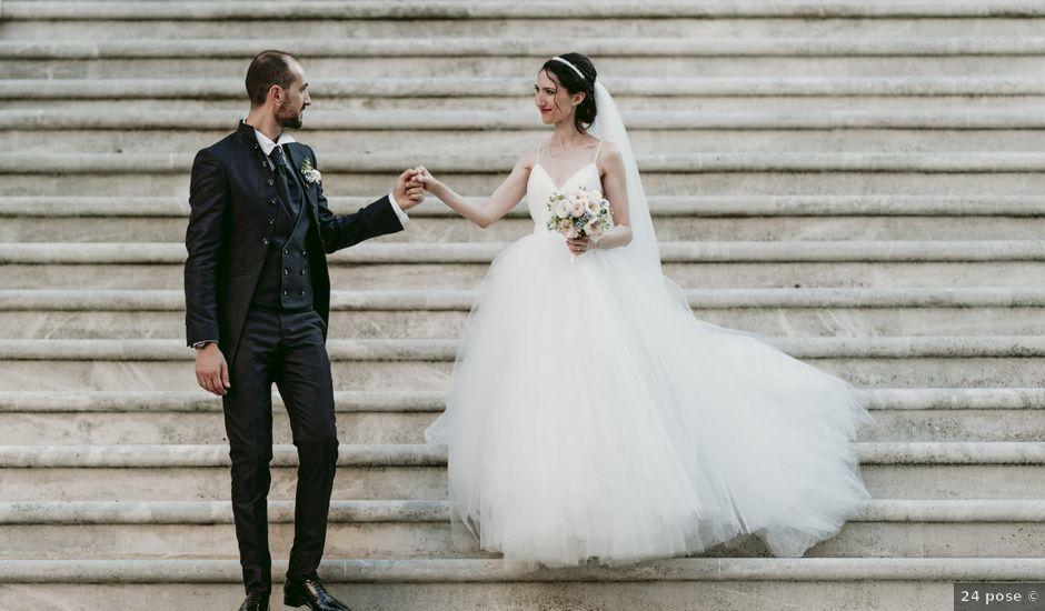 Il matrimonio di Manuel e Nilde a Città Sant'Angelo, Pescara