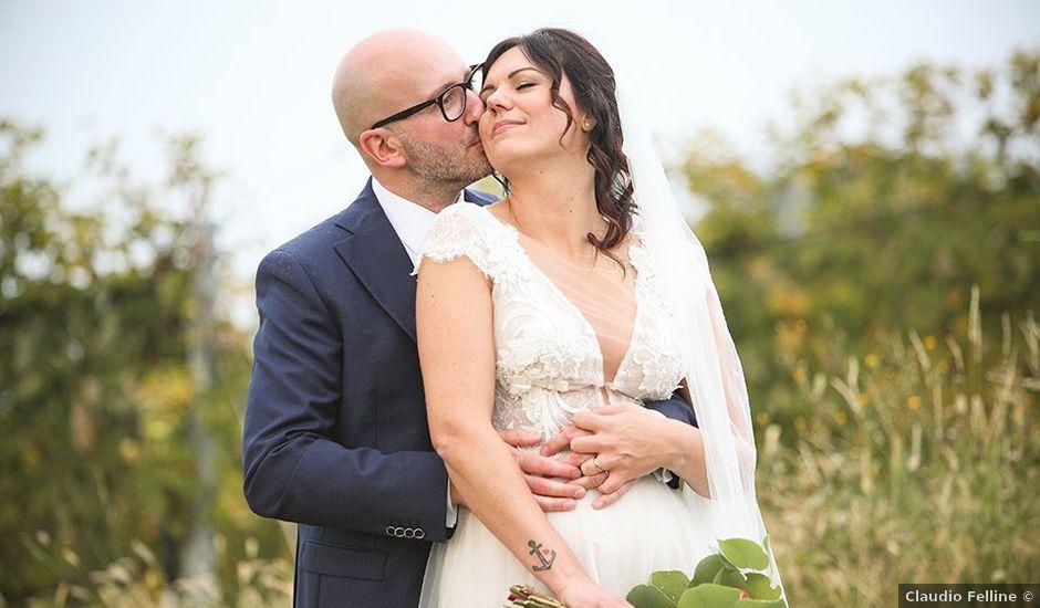 Il matrimonio di Matteo e Valeria a Fara Vicentino, Vicenza